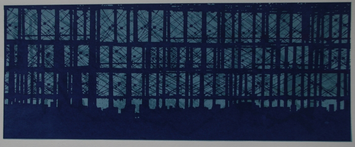 A2 screen print edition of 2